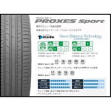 255/50R19 107Y プロクセス スポーツ SUV PROXES Sport トーヨー ...