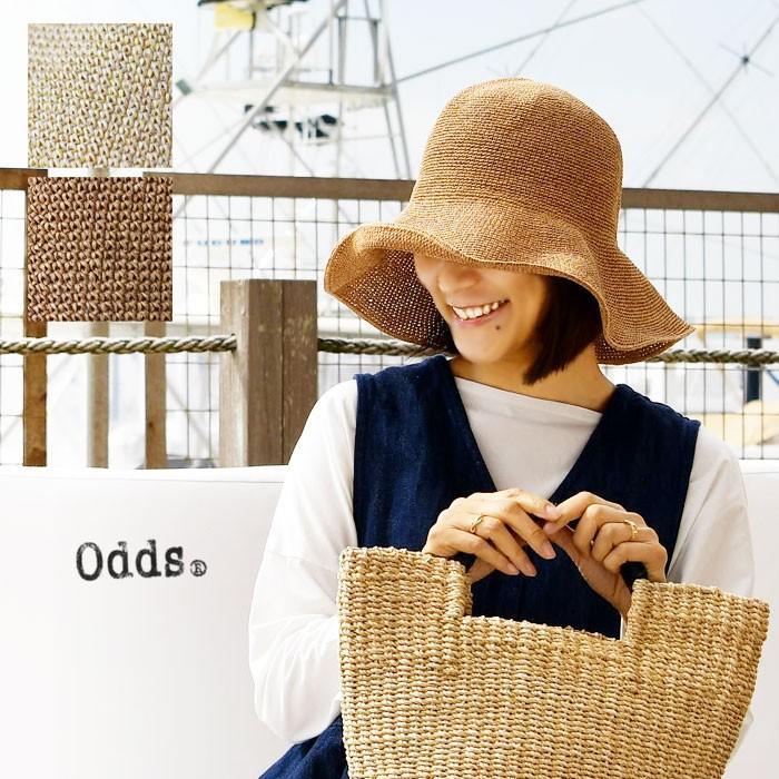 10%OFFクーポン 帽子 レディース odds オッズ PLANE HAT 20' ワイヤー ...