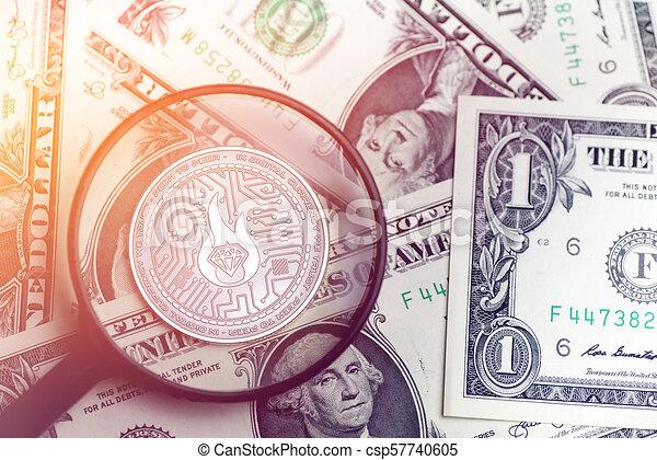 金, 億万長者, ドル, イラスト, cryptocurrency, 背景, お金, コイン ...