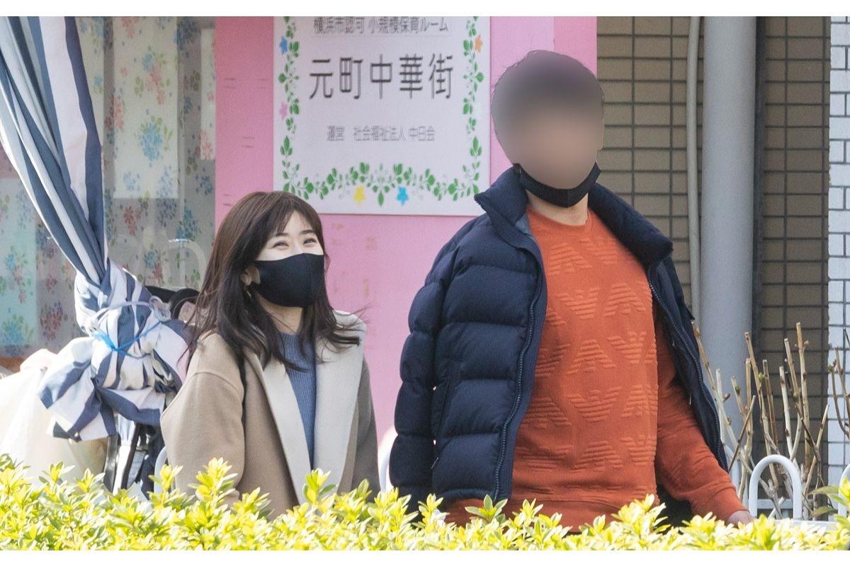 福原愛の横浜不倫デート1日目の全貌 ソフトクリームを「あーん」も ...