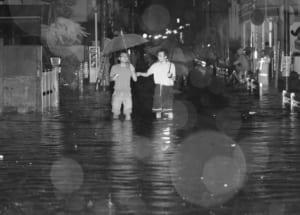 大雨で水没する東京の繁華街 渋谷駅周辺や日比谷・溜池なども|NEWS ...