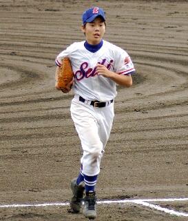 京都アマチュア野球だより : 福知山成美・植田⑩