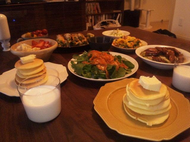 AKB前田敦子さんの朝食が豪華すぎてヤバイと話題 : オレ的ゲーム速報@刃