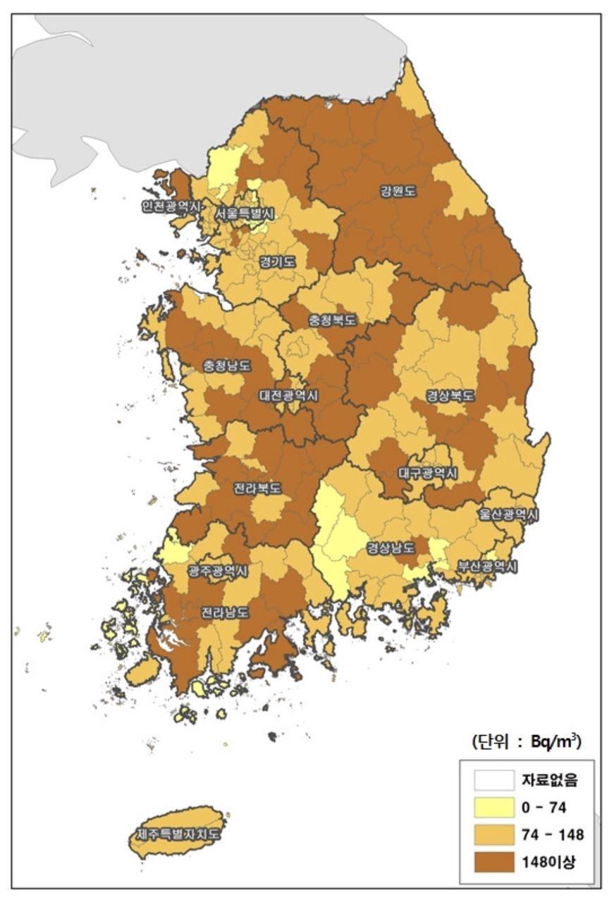 韓国の放射線汚染は福島第一原発付近よりも遥かに酷い : 在日朝鮮人 ...