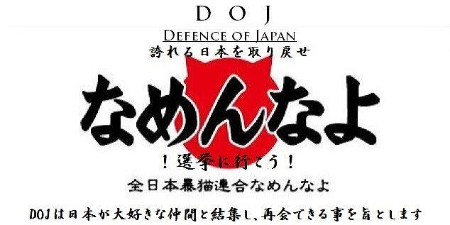 国民国家の為の政治を取戻そう : #チームDOJ ブログ