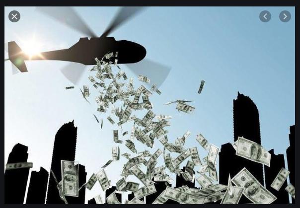 ヘリコプターからお金が降ってくる : インデックス投資家の老後生活 ...