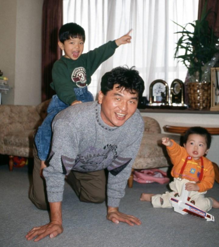 大島康徳コラム第49回「僕の家族」 | 野球コラム - 週刊ベースボールONLINE