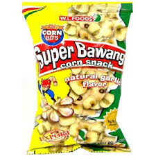 W.L. Foods - Super Bawang Corn Snack Natural Garlic Flavor - 100 G ...