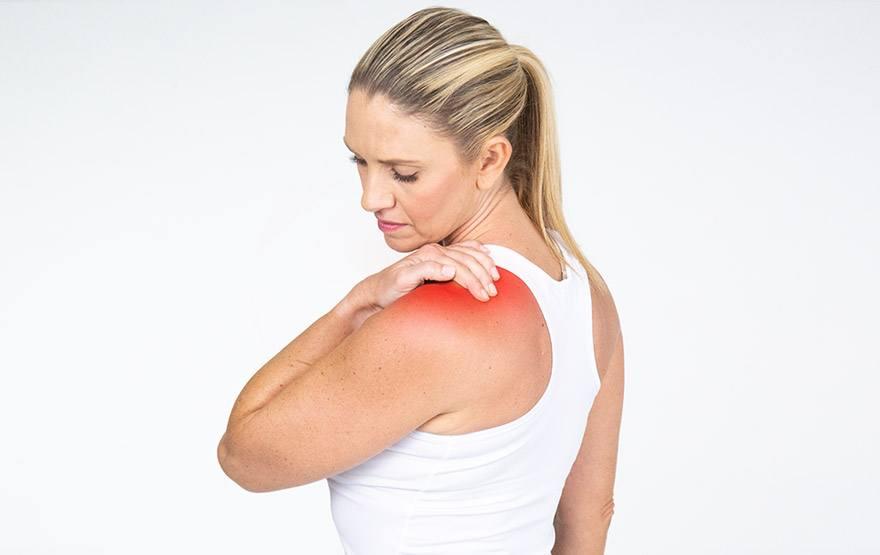 Shoulder Impingement Syndrome - Overview - Vive Health