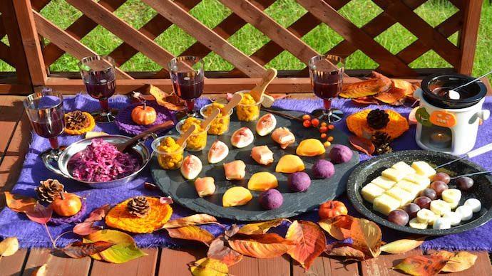 庭先でもOK◎ハロウィンを楽しむバーベキューレシピ&可愛い盛り付けの ...
