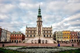 ザモシチ旧市街 | ポーランドの世界遺産