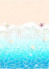 無料素材】夏に使えるかもしれない背景素材9 #夏 #海 #初夏 #波打ち際 ...
