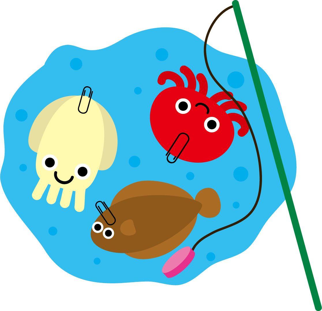魚釣りレクリエーションゲーム】高齢者におすすめ!!作り方&ルールを ...