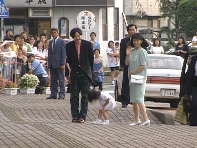 ボード「秋篠宮家」のピン