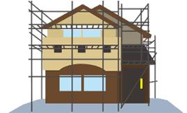 外壁・屋根リフォームにかかる足場代の費用をおさえるポイントとは ...