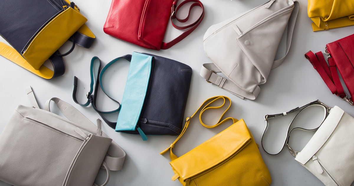 ottorossi(オットロッシ)公式サイト|新しく驚きのある鞄を創造する ...