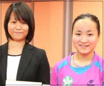 伊藤美誠の家族構成は父母!離婚や自己破産、中国人の噂は本当?画像