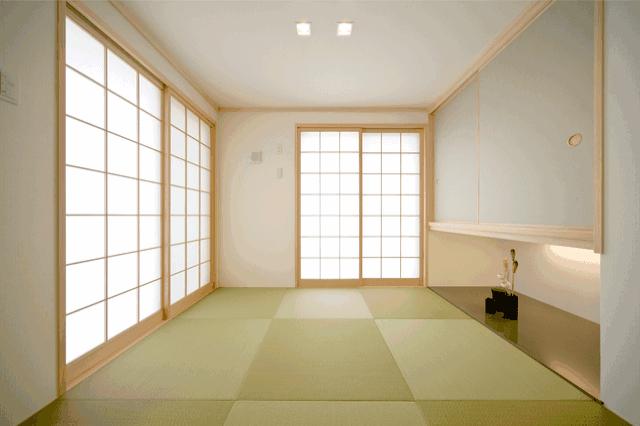 琉球畳なら和室もおしゃれにできる!裸足で過ごす贅沢♡ | リフォーム ...