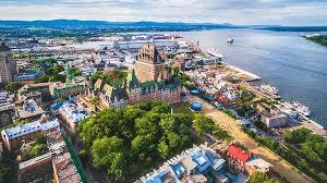 ケベック旧市街の歴史地区を巡る世界遺産ツアー|旅工房