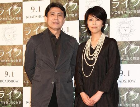 松本幸四郎&松たか子が映画『ライフ』でナレーション初共演 ...
