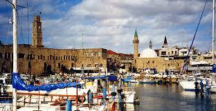 アッコ旧市街の絶景画像とドローン空撮動画 イスラエルの世界遺産