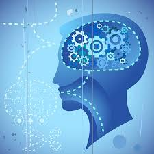 潜在意識の思考プロセスを表現したクリップアート subconscious ...