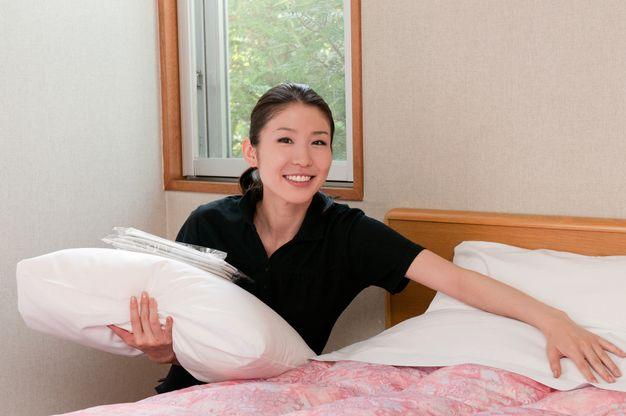 客室清掃員求人の募集内容をご紹介!事業形態のパターンもチェックして ...