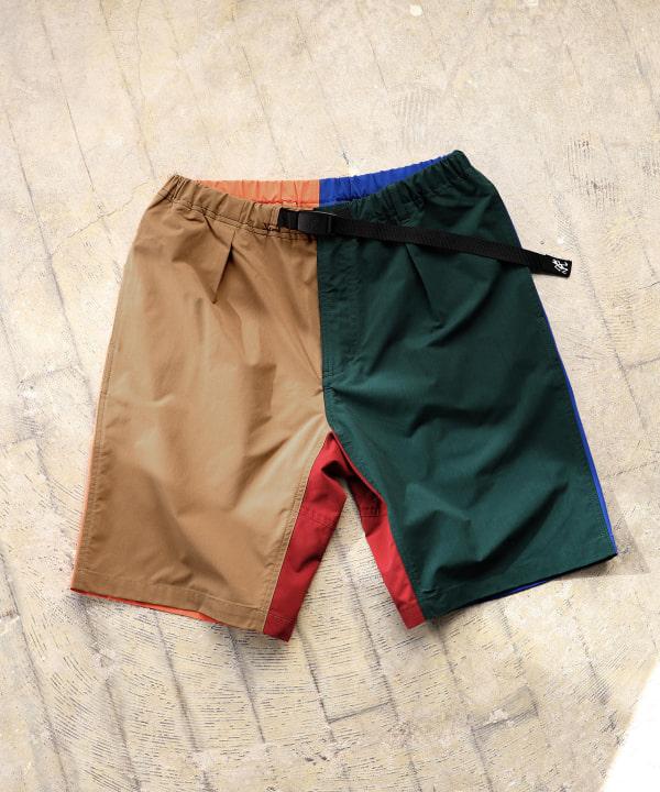 BEAMS(ビームス)GRAMICCI × BEAMS / 別注 All Condition Shorts ...