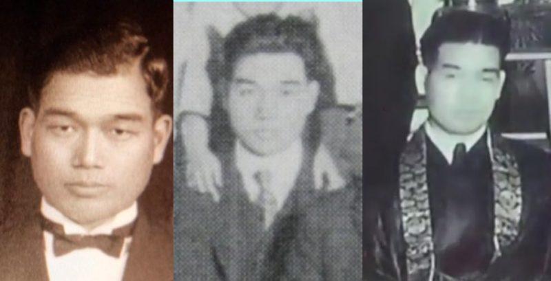 ジャニー喜多川の若い頃の写真が美少年!ハーフ顔でも父母家系は日本人 ...