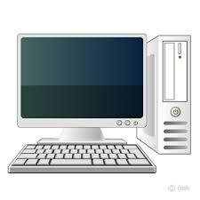 パソコンイラストのフリー素材|イラストイメージ