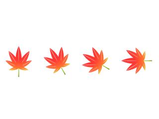 まとめ】紅葉の無料イラスト素材|イラストイメージ