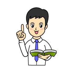 まとめ】学校・塾の先生 フリーイラスト素材集 イラストイメージ