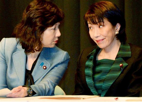 野田聖子と高市早苗は不仲!LINEはブロックし合って共演NG!