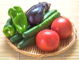 夏バテに効く食事と栄養とは?食欲がない時に夏野菜を使った料理 ...