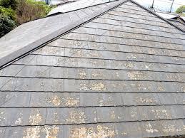 屋根塗装の剥がれを放置しておくとどうなるの?   福岡の外壁塗装・屋根 ...