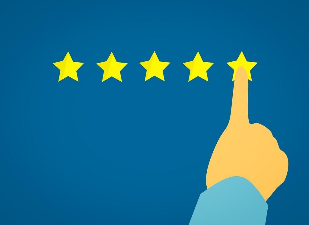 5つ星評価はもう古い?各種サービスの評価機能について調べました ...