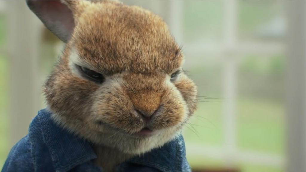 映画「ピーターラビット」の感想・評判は?もふもふの可愛いウサギが ...