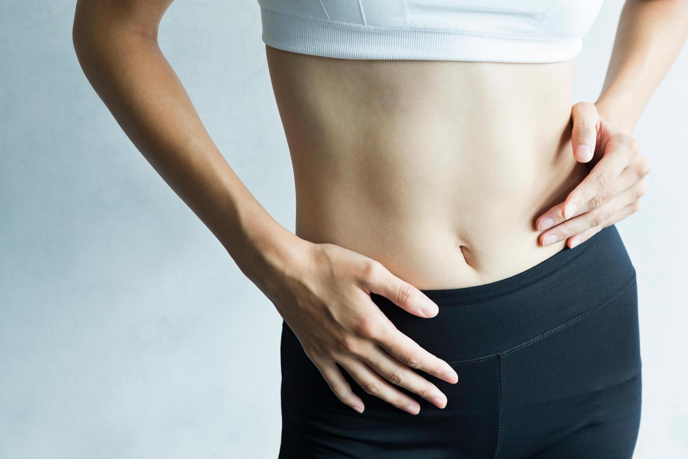 腹筋は4つの筋肉に分けて効率的にダイエット! | LIFE STYLE | SANYO ...