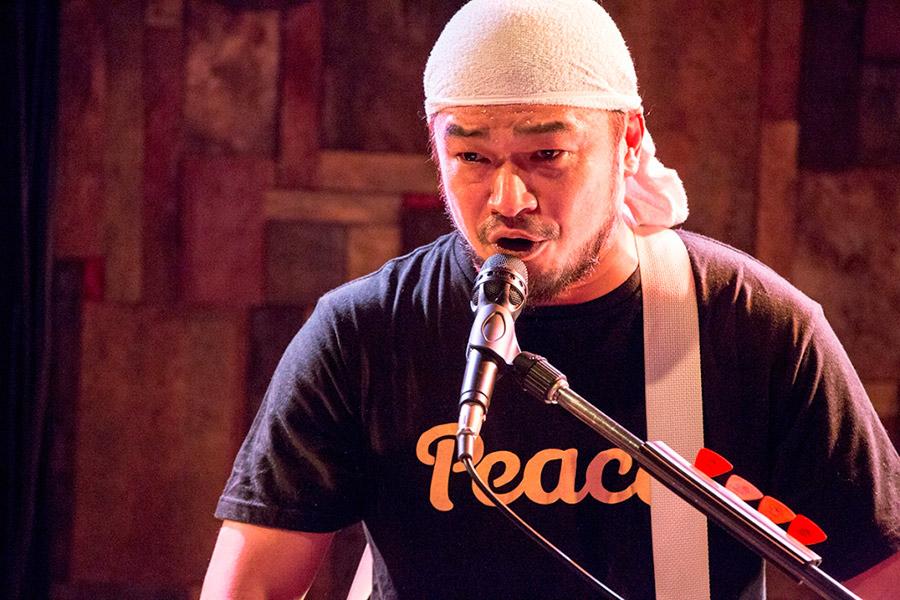 竹原ピストル、特別ライブをHuluで配信 » Lmaga.jp