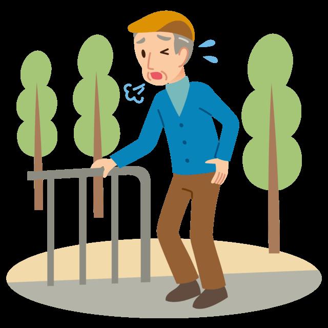 高齢者の歩行能力と病気の関連 | 健康長寿ネット