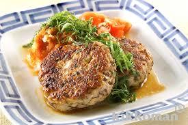 いわしのハンバーグのレシピ・つくり方 | キッコーマン | ホームクッキング