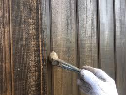 外壁木部塗装(キシラデコール)2回目 小山市T様邸 |屋根・外壁塗装 ...