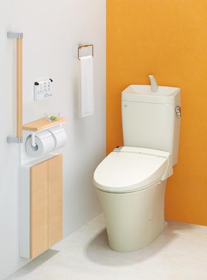 LIXIL | トイレ | アメージュZ便器(フチレス)