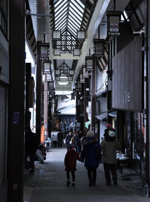 下御門商店街|奈良県奈良市