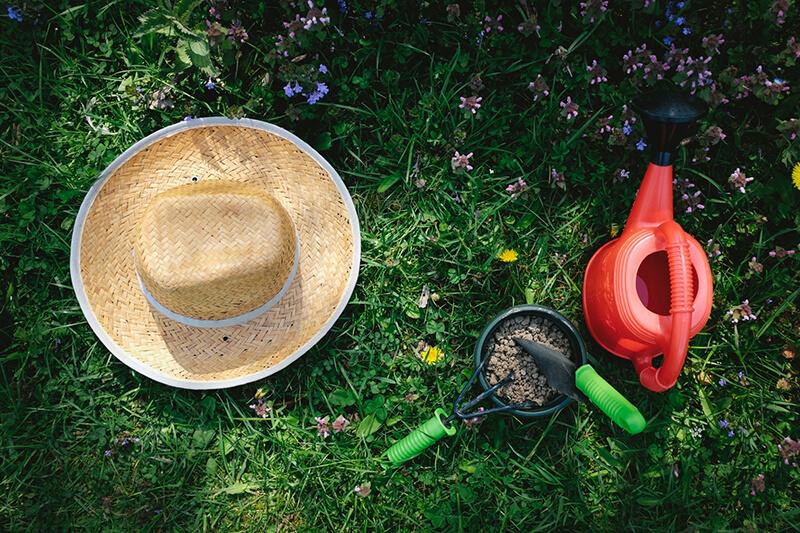 きれいなお庭を目指そう!「第二章 ガーデニングに適した雑草対策は ...