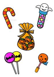 ハロウィンのお菓子[10468000012]の写真素材・イラスト素材|アマナ ...