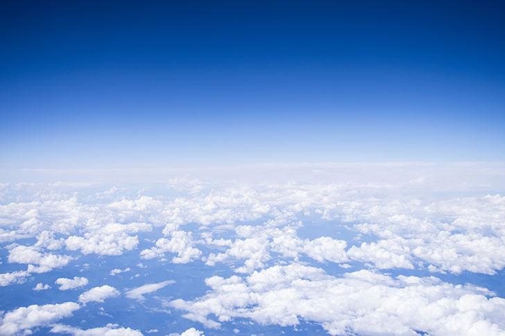 空撮(空・雲)の商用利用可フリー写真素材2778 | フォトック