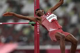 男子走り高跳びで金メダル2人 「分け合えて素晴らしい」   毎日新聞