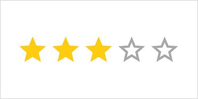 星でレーティング評価のinput要素を作る - Qiita