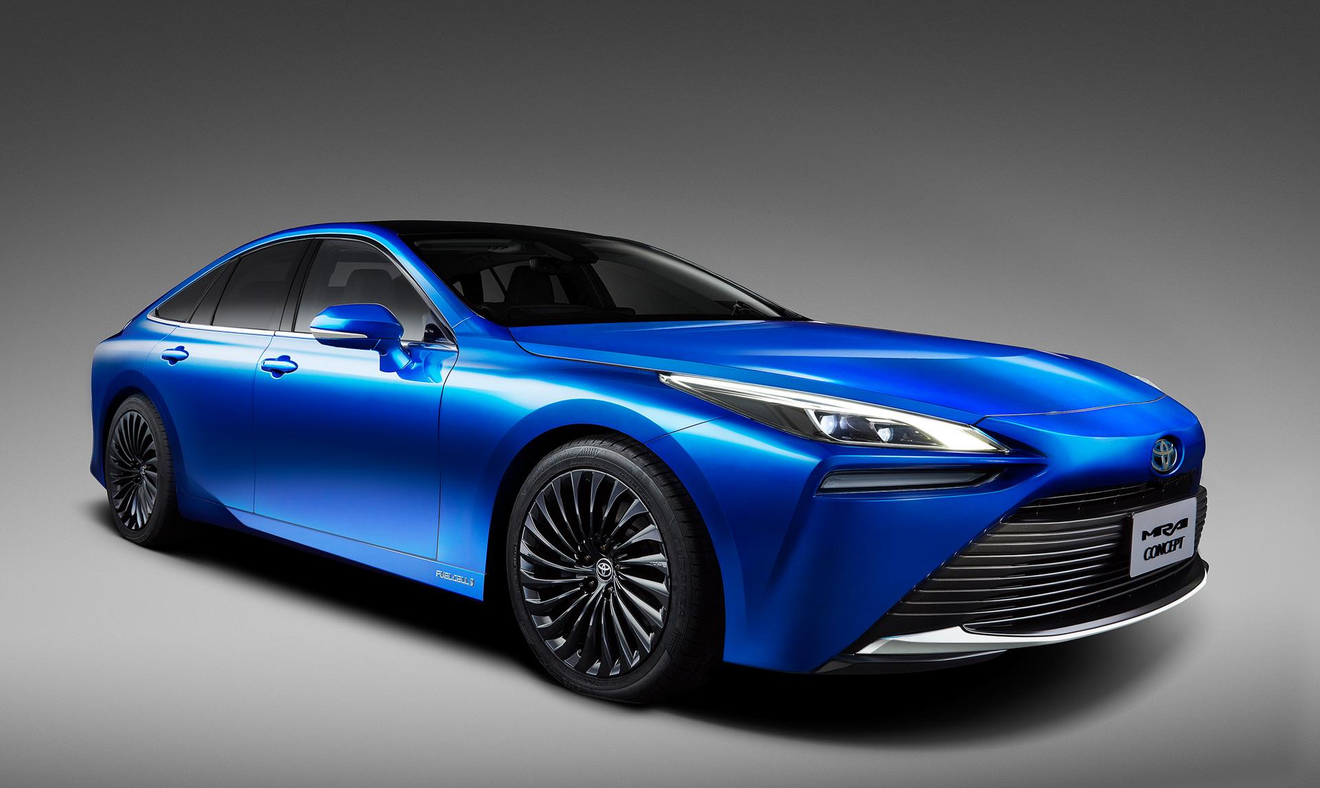 トヨタ、FCV「MIRAI」現行モデルを生産終了。新型は2020年末ごろ発売 ...